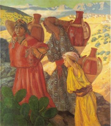 Jules-Migonney_Femmes-Kabyles-revenant-de-la fontaine_1910_recadree-mf_ph-ganeshabreizh.jpg